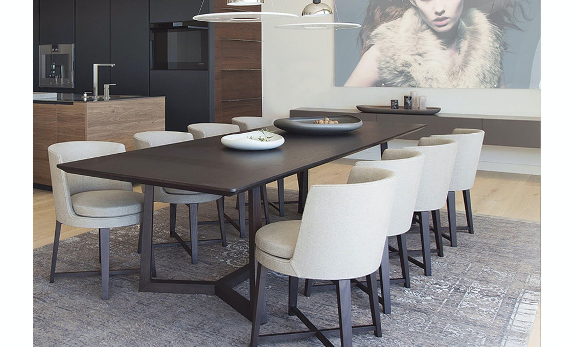 Jiff Table   Coffee Table or Dining Table   Fanuli Furniture
