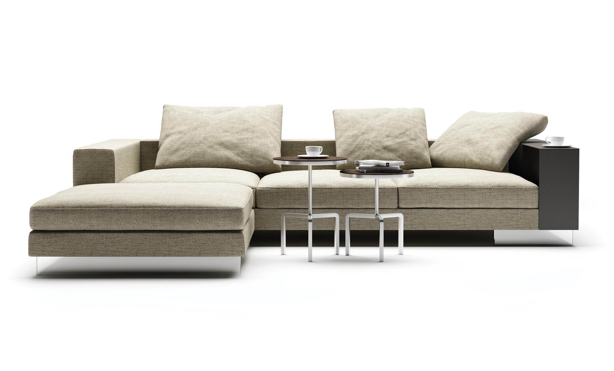 lightpiece modular sofa by flexform fanuli furniture. Black Bedroom Furniture Sets. Home Design Ideas
