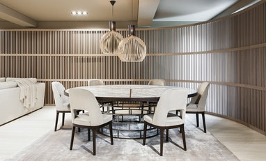 Crown Dining Table By Flexform Mood